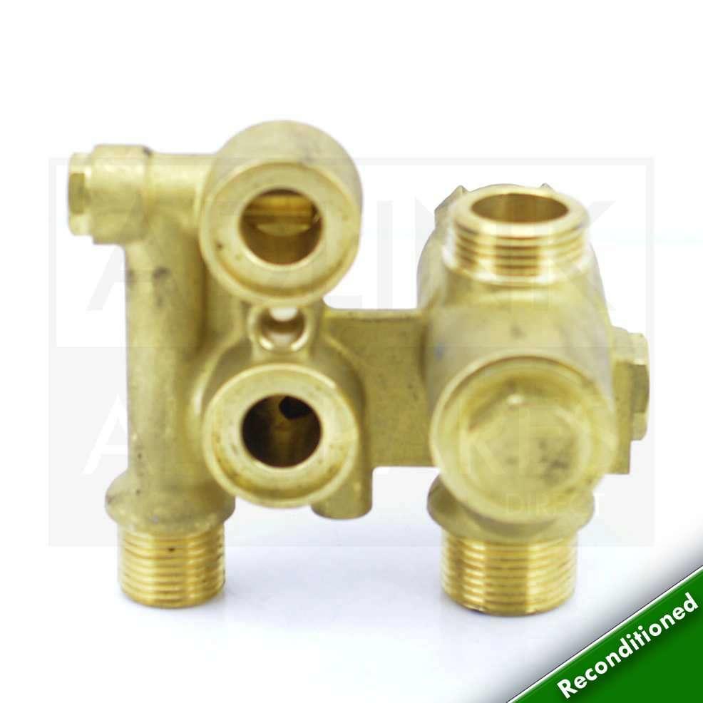 Ideal Logic Plus Combi 24 30  U0026 35 Boiler Flow Group Kit 175553