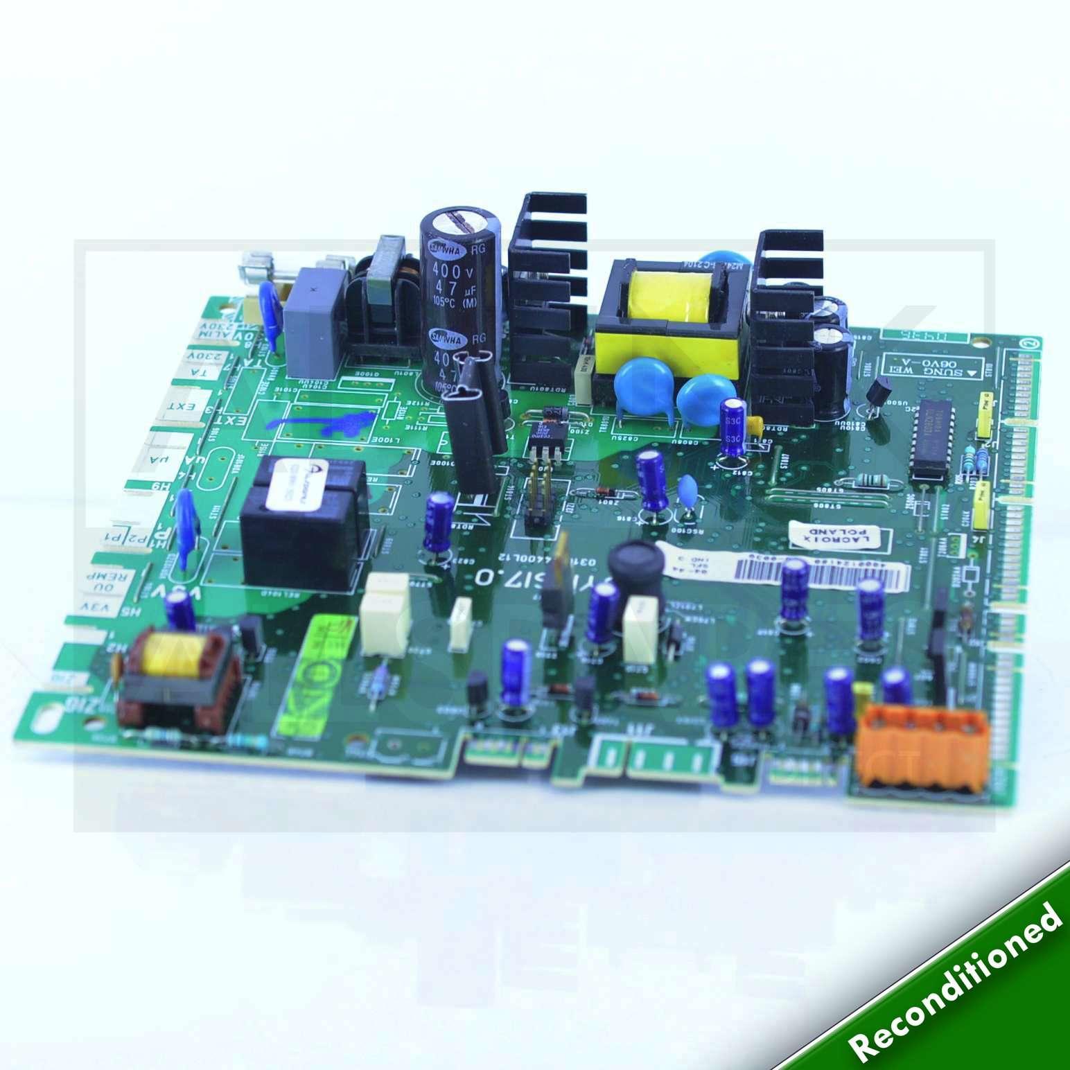 GLOWWORM 24CXI 30CXI 38CXI PCB 2000802731 802731 801719