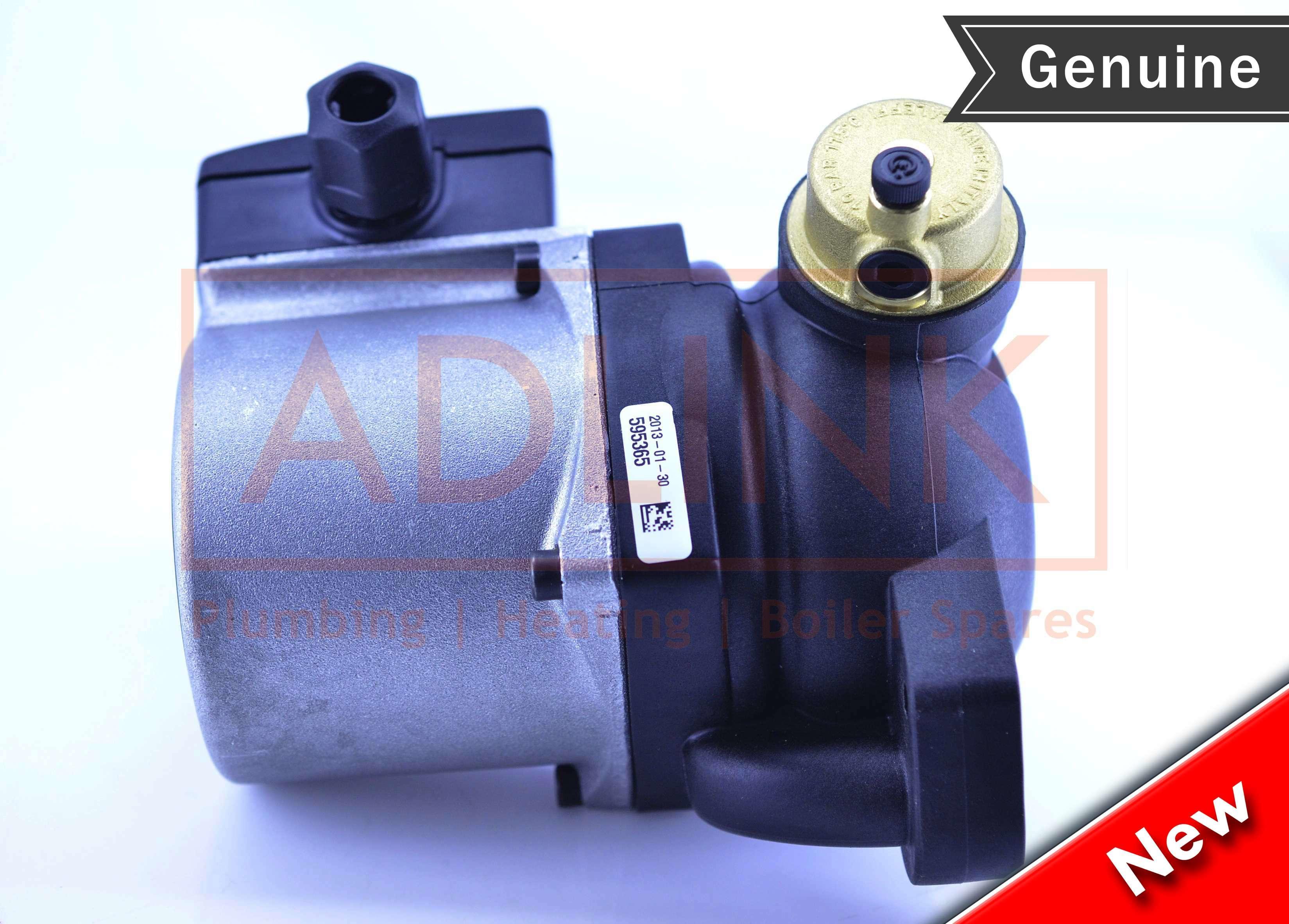 Potterton Titanium 24 28 33 40 Boiler Pump 248042