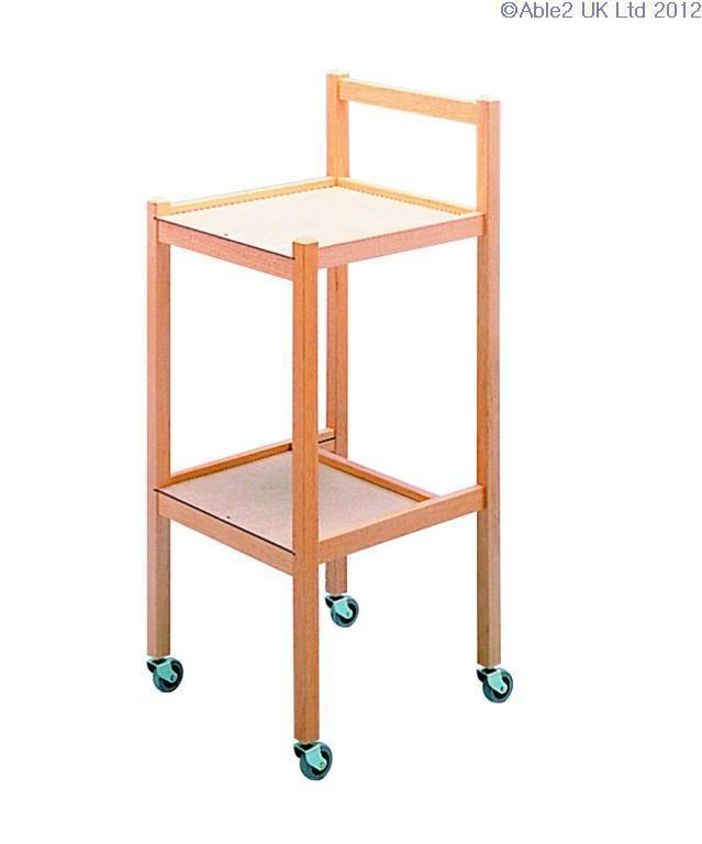 Wooden Compact Trolley