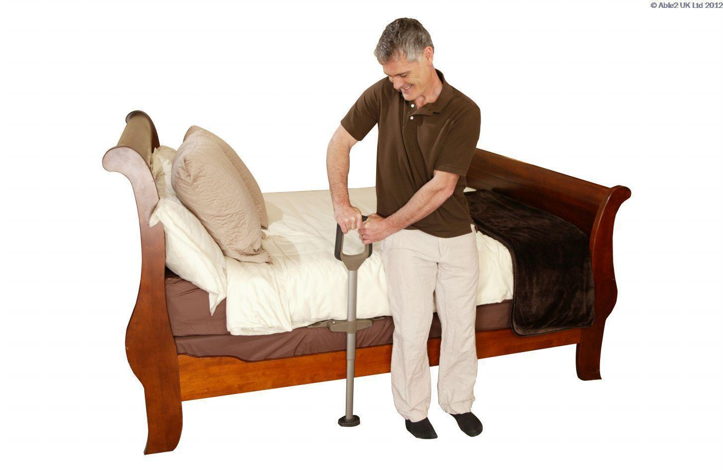 Stander Metro Travel Bed Cane