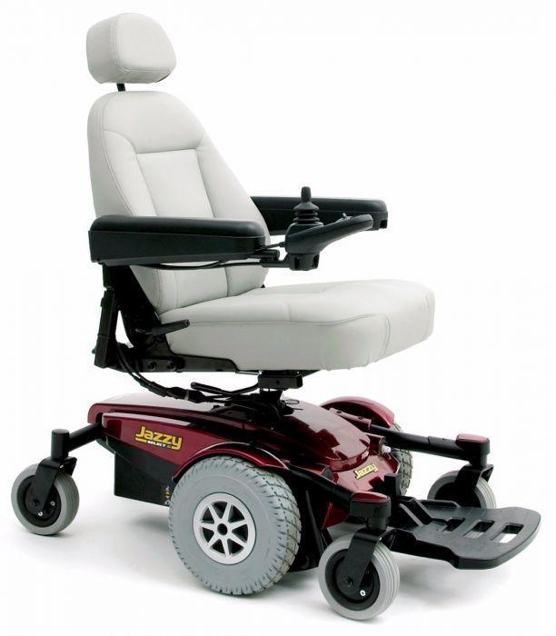 Pride jazzy Select Power Chair 6Mph Much More Mobility Sussex