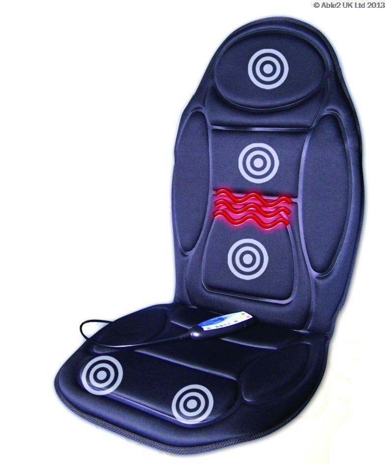 Heated Back Seat Massager