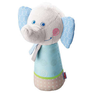 Haba elephant rattle