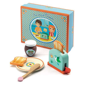 Djeco audora & theodore breakfast set