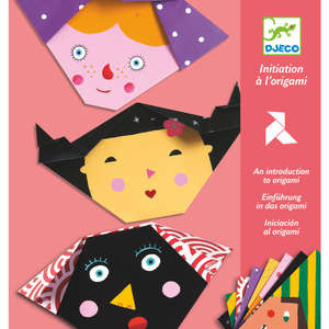 Djeco origami faces