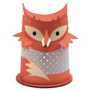 Djeco fox night light