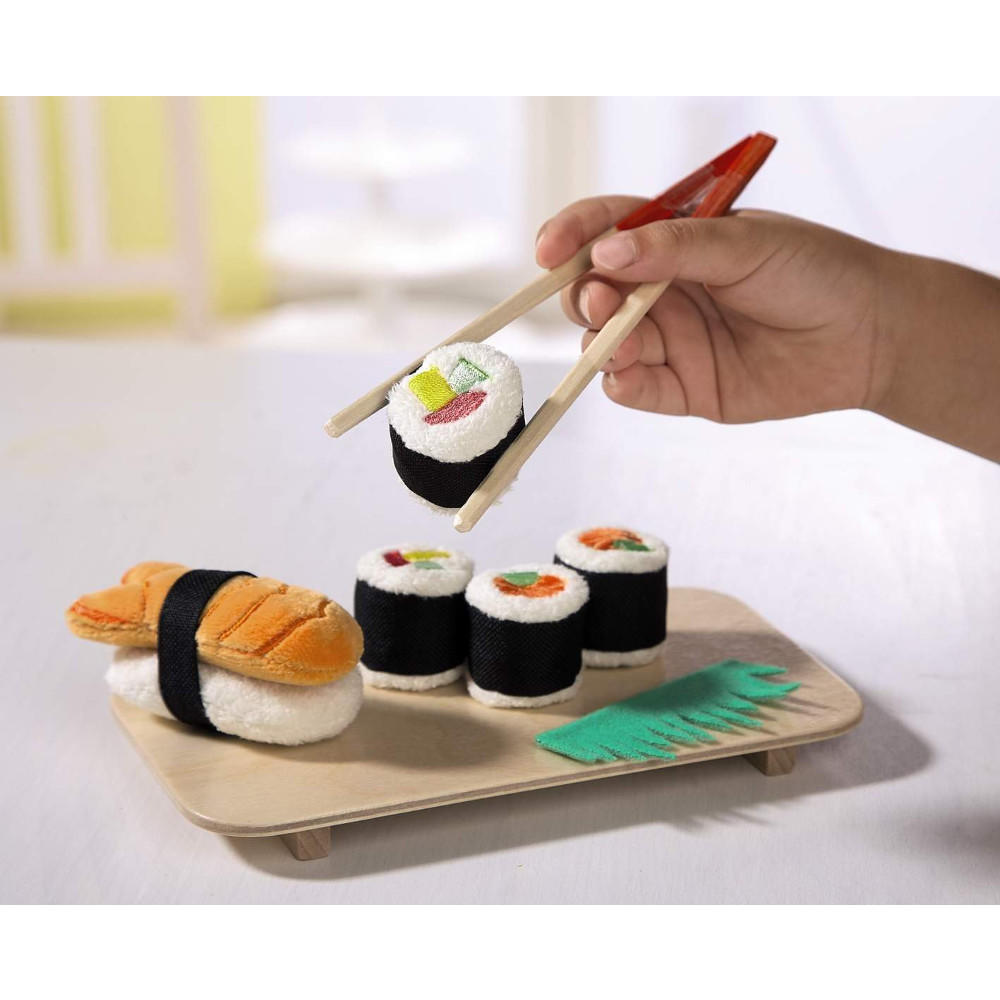 Haba sushi play food