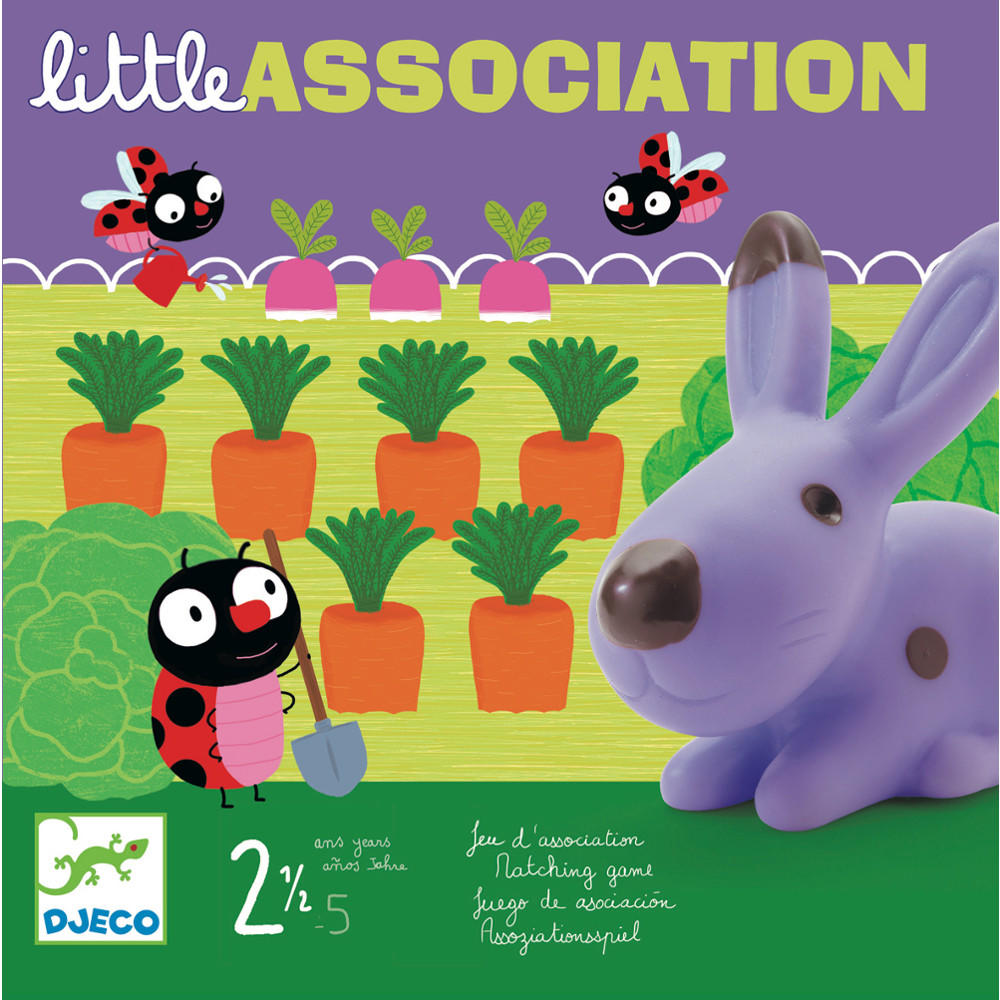 Little association game by Djeco
