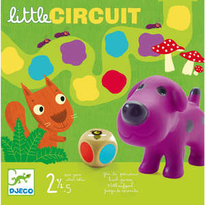 Little circuit game by Djeco