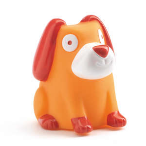 Djeco jowoof dog noise maker
