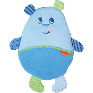 Little bear fleecy warming pillow by Haba