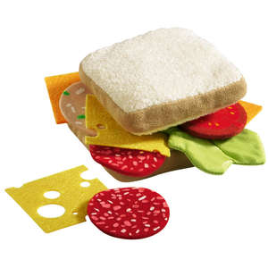 Haba play food sandwich