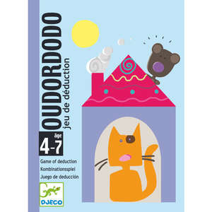 Djeco Oudordodo card game