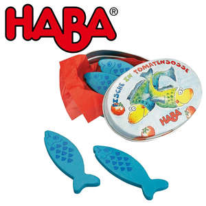 Haba fish in a tin