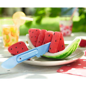 Watermelon to cut by Haba