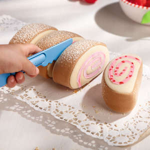 Swiss roll play food by Haba