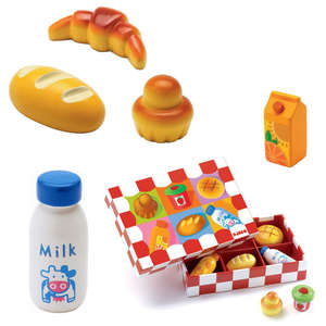 Djeco breakfast set