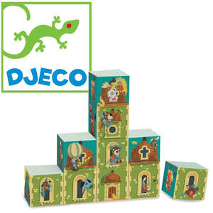 Castle blocks by Djeco