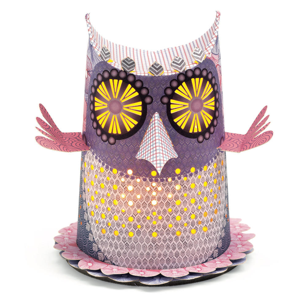 Djeco owl night light