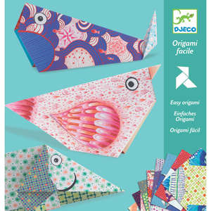 Djeco big animals origami kit
