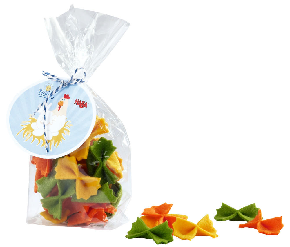 Farfalle pasta play food by Haba