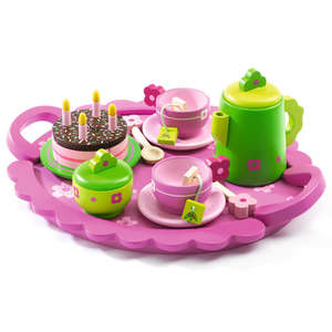 Birthday tea party set by Djeco