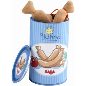 Haba canned sausages