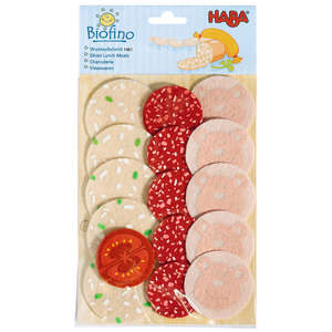 Biofino sliced lunch meats by Haba