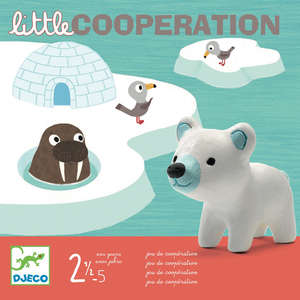 Djeco little cooperation game
