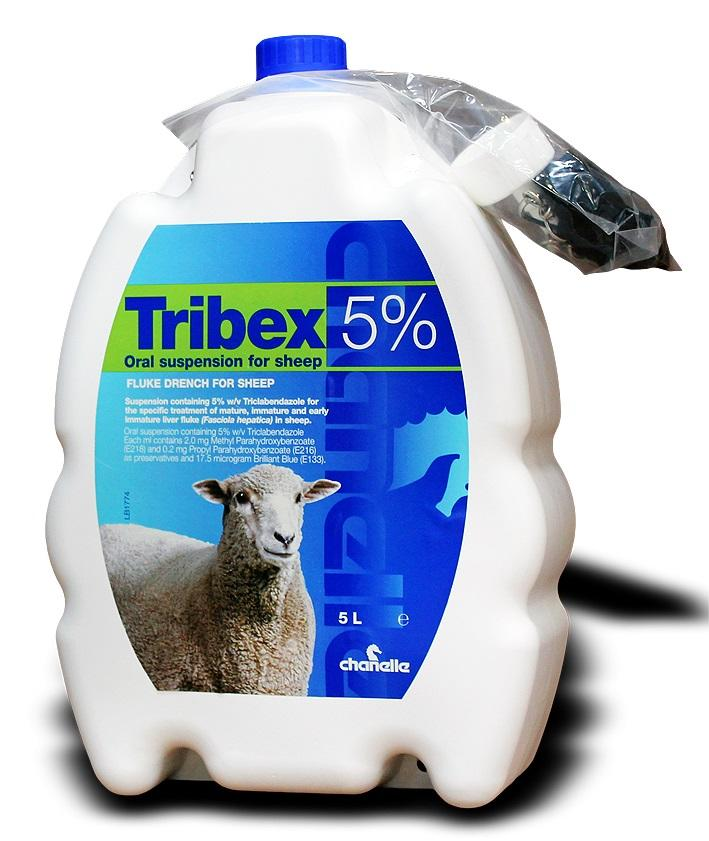 TRIBEX Sheep/Cattle
