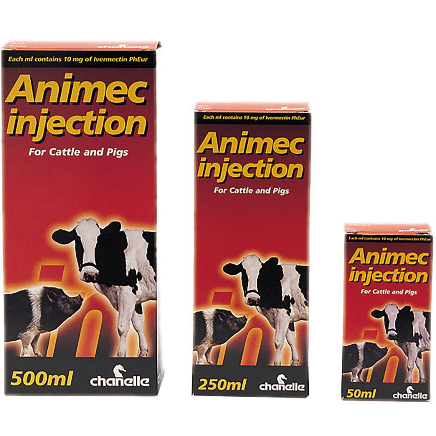 IVERMECTIN INJECTION'S