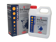 Cydectin 0 1 Oral Drench For Sheep X 1 Lt