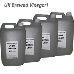white vinegar 5 Litre