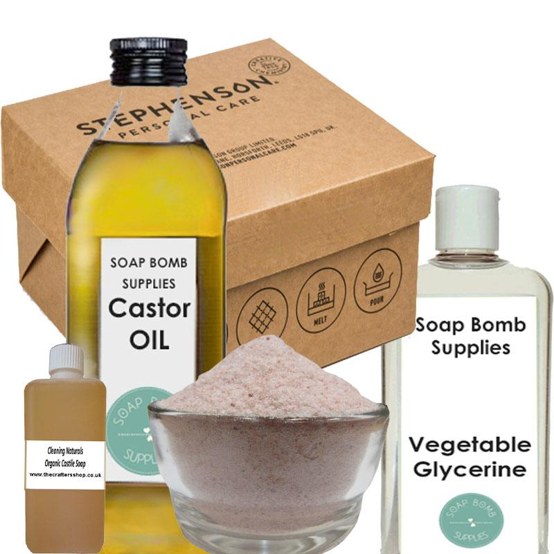 Soap and Skin Care Supplies