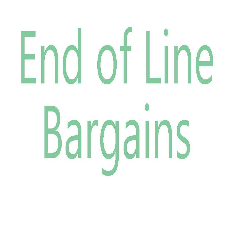 End Of Line Sale