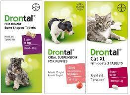 Wormers For Cats & Dogs