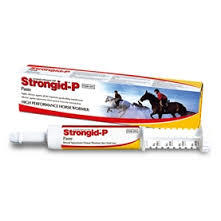 STRONGID P HORSE WORMER PASTE