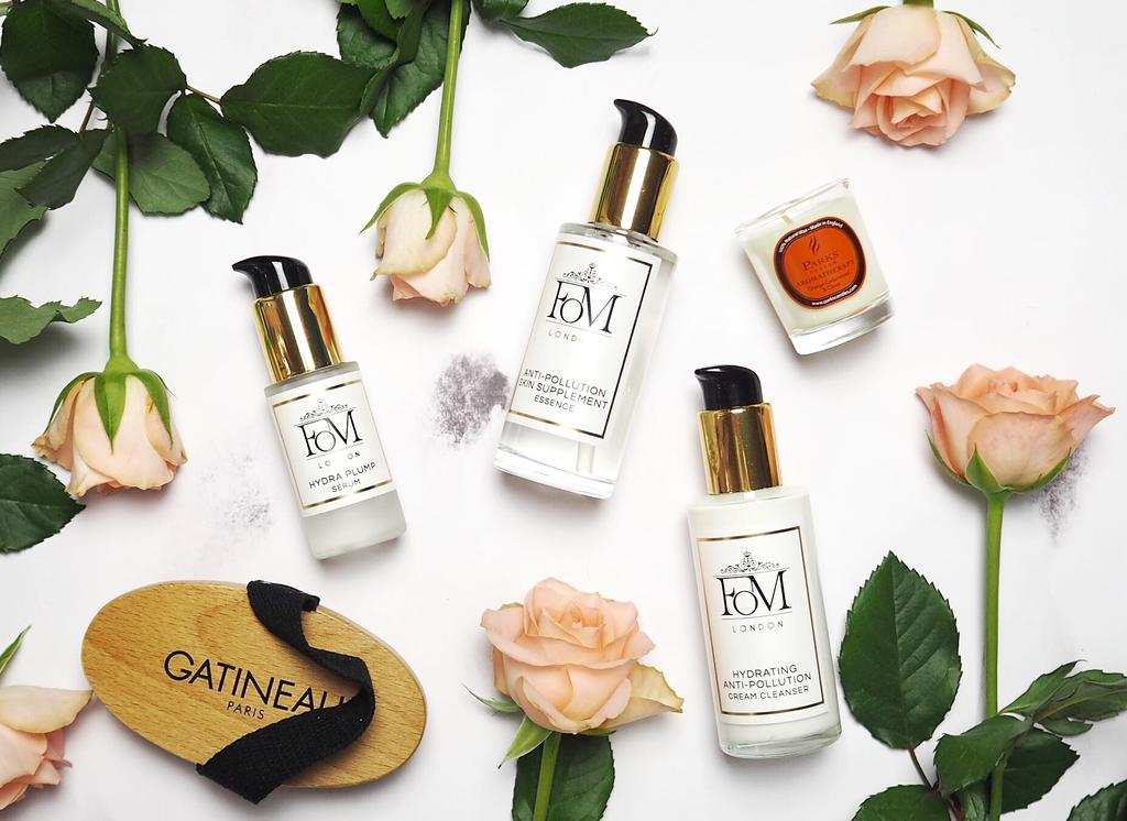 FOM London Anti Pollutant Skincare