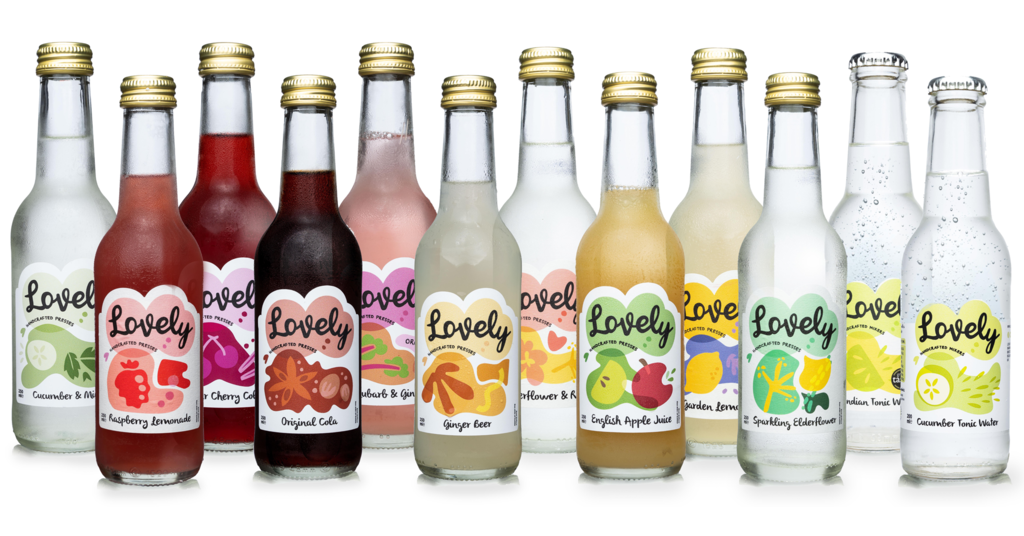 Lovely Drinks new branding!