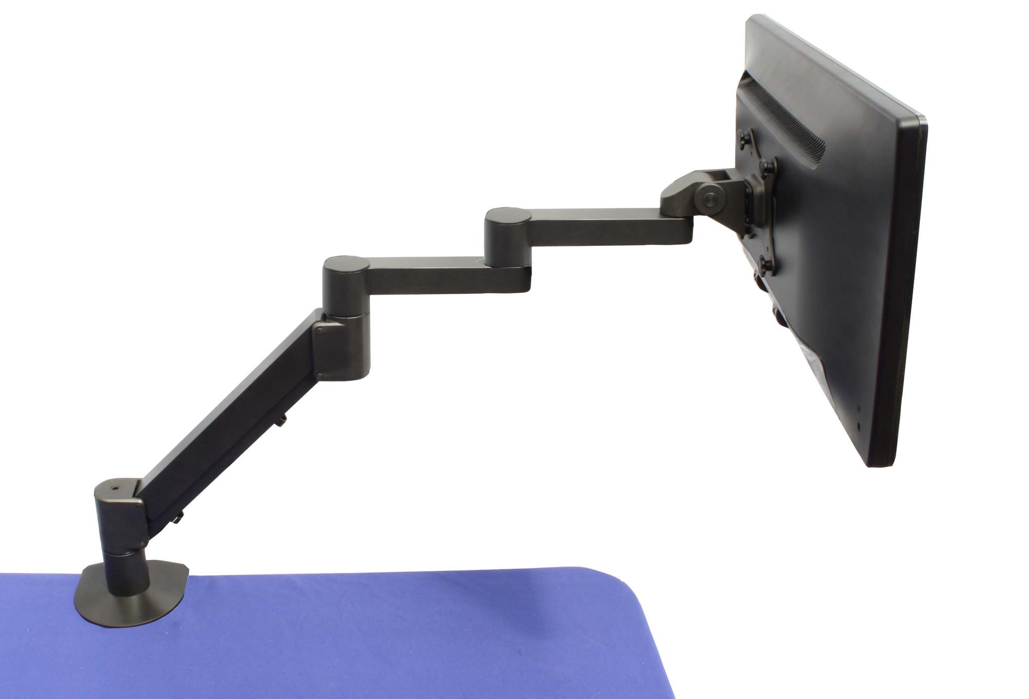 VTArm 3 Gas Assist Monitor Arm with extended reach