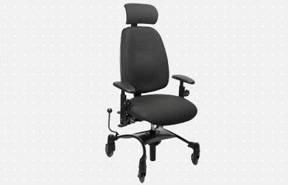 VELA Tango 510 Manually Operated Height Adjustable Chair
