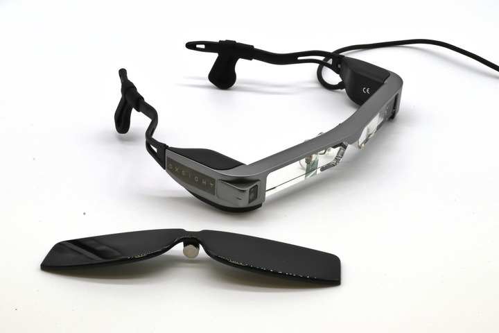 OxSight Crystal Smart glasses