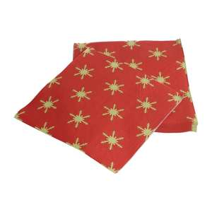 CN780 - Christmas Napkins 33cm 2ply Fiesta x 2000 Compostable Recyclable - Case: 2000 - CN780