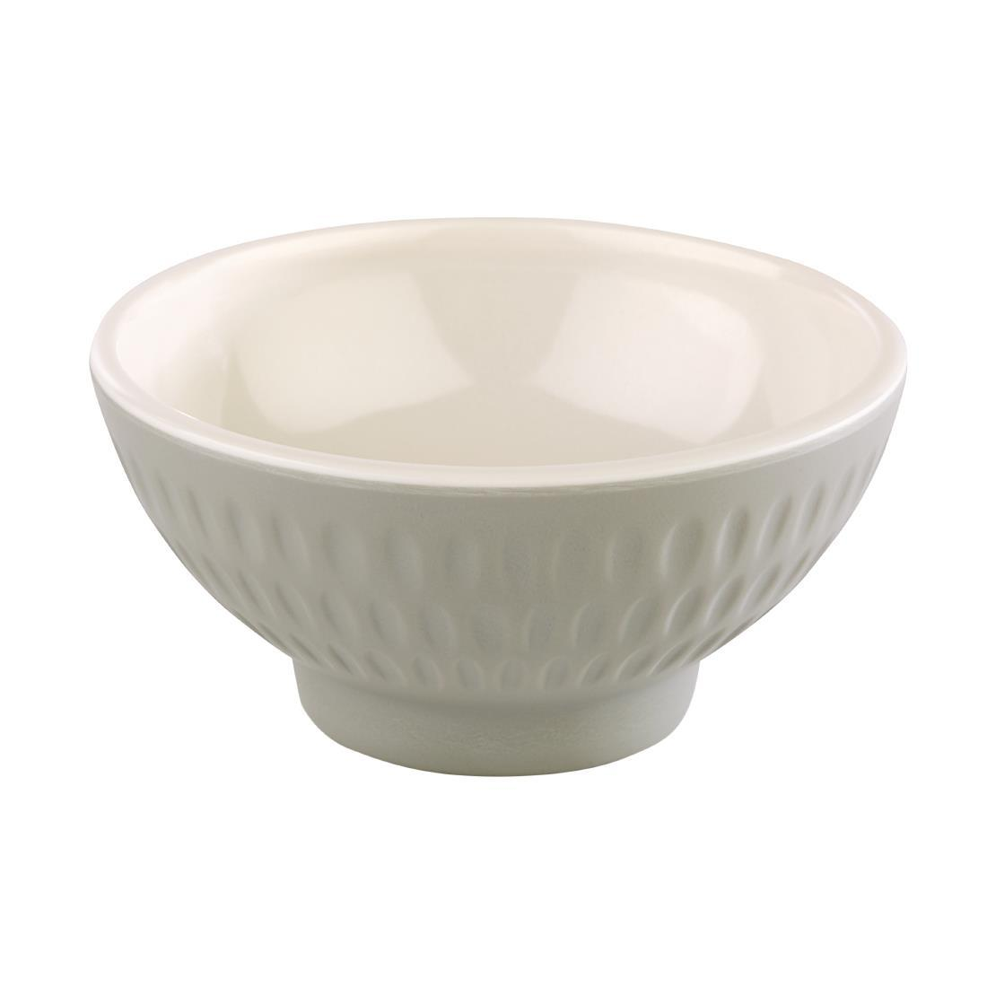 DW005 - APS Asia+ Bowl Cream 200mm - Each - DW005