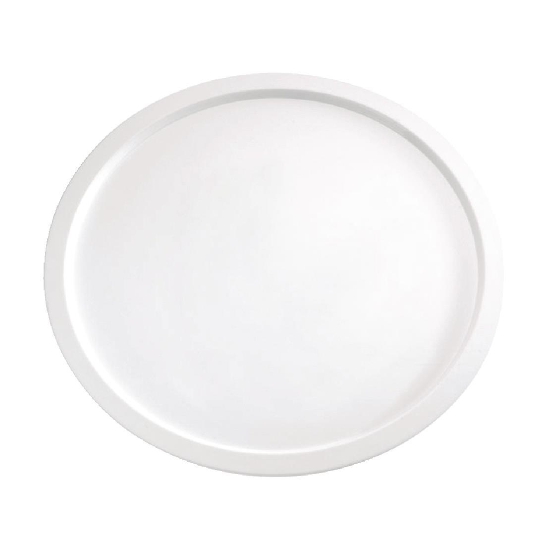 GF155 - APS Pure Melamine Serving Plate - Each - GF155