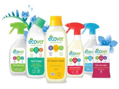 Ecover Cleaning Agents
