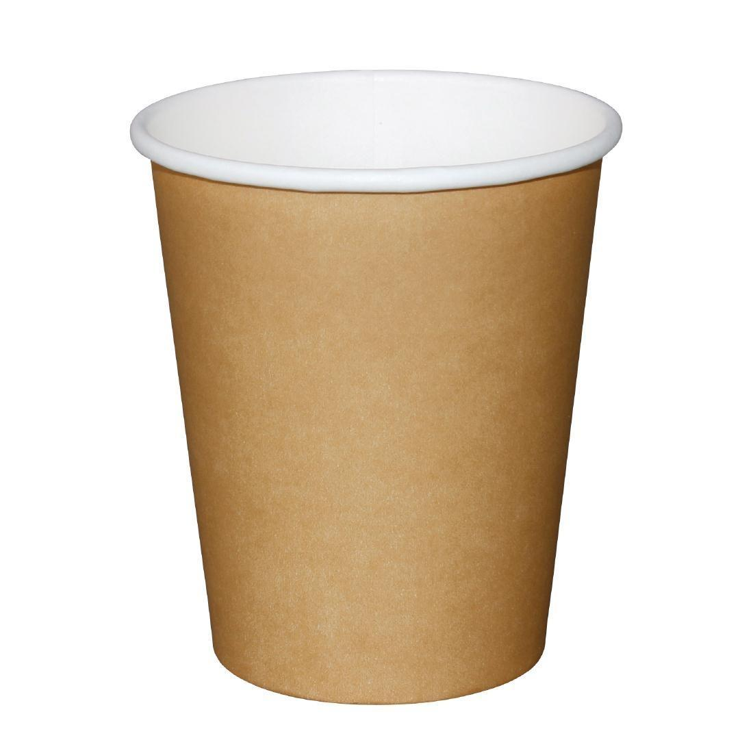 Single Wall Hot Cups