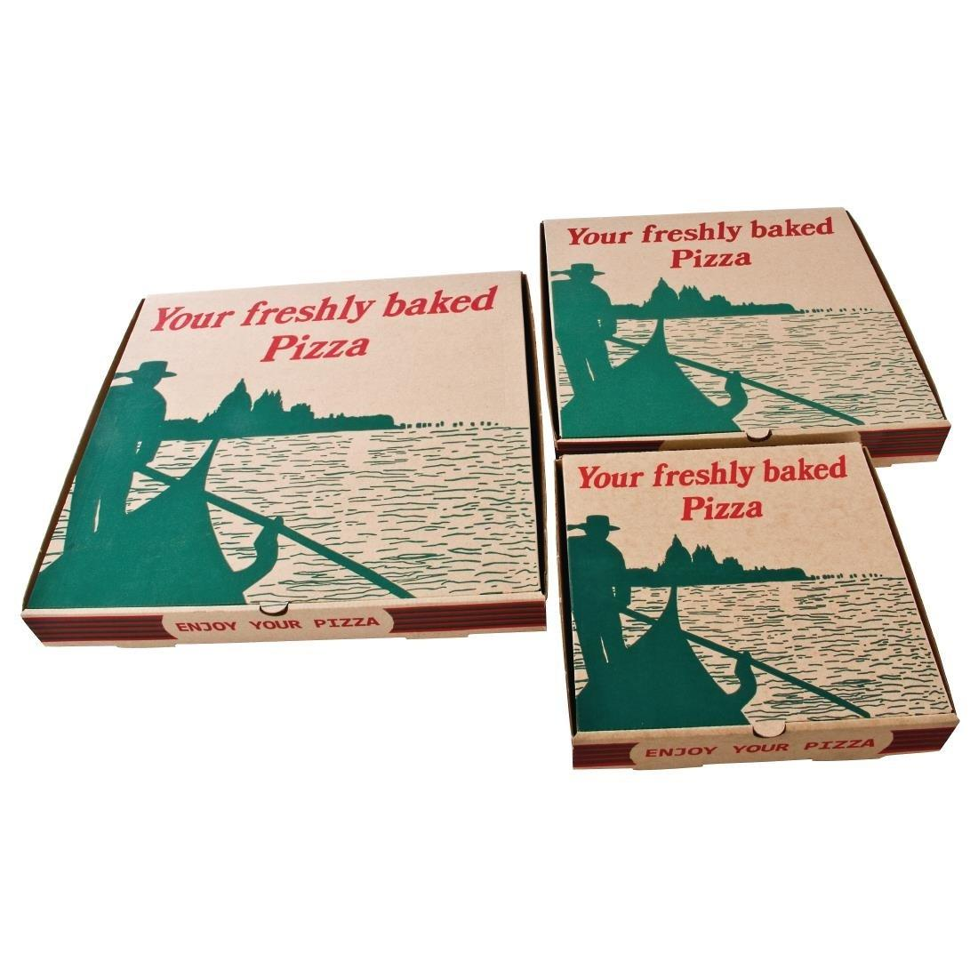 CUSTOM-PIZZA - Pizza boxes - Custom Branded - Custom Printed - Made in the UK