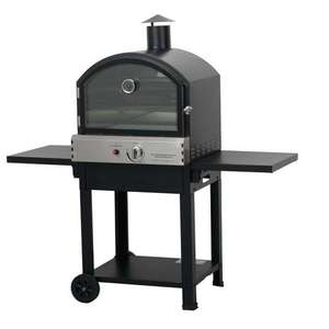 CS404 - Lifestyle Taranto Gas BBQ Pizza Oven LFS692 - CS404